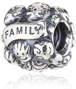 pandora damen bead familie 925 sterling silber 791039 pandora schmuck. Black Bedroom Furniture Sets. Home Design Ideas