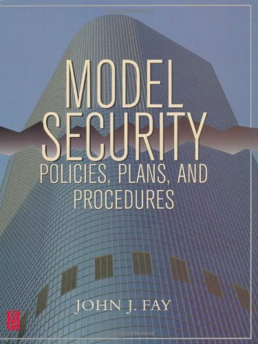 Free Download Model Security Policies Plans And Procedures Pdf
