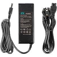 DTK Chargeur Adaptateur Secteur pour Samsung : 19V 4.74A 90w (Compatible 19V 3.16A 60W) Connecteurs: 5.5*3.0mm Alimentation pour Ordinateur Portable