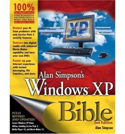 [(Alan Simpson's Windows XP Bible)] [by: Alan Simpson]