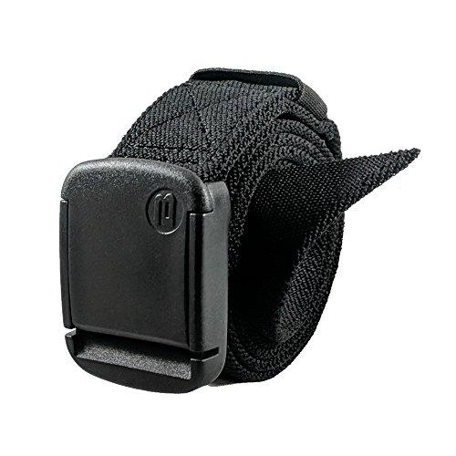 BETTA Wear Elastic belt by 3,2 cm with adjustable buckle, unisex