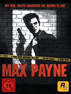 Max Payne [PC Steam Code]