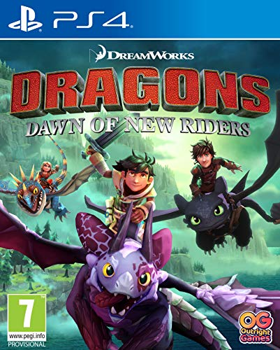 Dragons Dawn of New Riders (PS4) Best Price and Cheapest