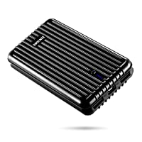 Zendure A5 Portable Charger 16750mAh Ultra-durable External Battery Power Bank for iPhone, iPad and More Black