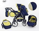 Kinderwagen Babywagen Kombikinderwagen TriBeCe