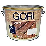 Gori Teak-Öl 5L (900 Farblos)