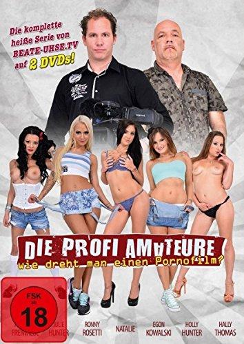 Die Profi-Amateure - Wie dreht man einen Pornofilm? [2 DVDs]
