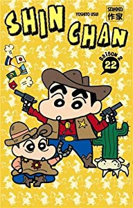 Shin Chan Saison 2 Tome 22