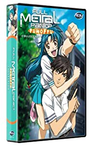 Full Metal Panic? Fumoffo - Complete Collection (Slimline Edition) [4 DVDs]