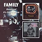 Bandstand/It's Only a Movie Extra tracks, Import Edition by Family (2009) Audio CD