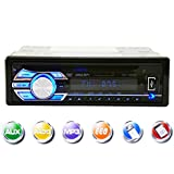 Sannysis 1563U 12V coche audio estéreo USB SD Mp3 Player AUX DVD reproductor de CD