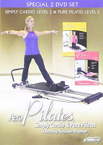 Aero Pilates: Simply Cardio & Pure Pilates Level 2