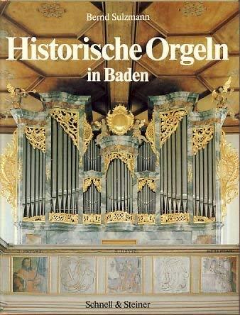 Historische Orgeln in Baden