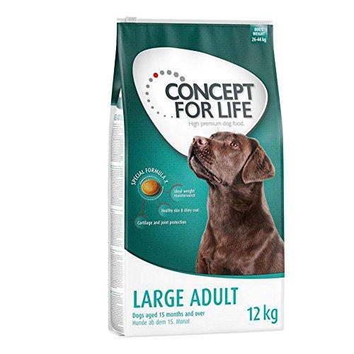 Concept for Life Premium Trockenfutter für Hunde, für Erwachsene, 12 kg