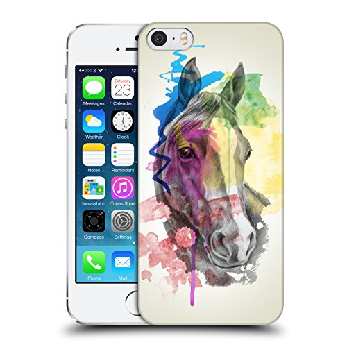 Ufficiale Mark Ashkenazi Cavallo Animali Cover Retro Rigida per Apple