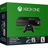 Pack Console Xbox One 1 To + 1 jeu au choix offert