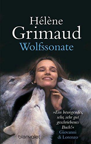 Buchseite und Rezensionen zu 'Wolfssonate' von Hélène Grimaud