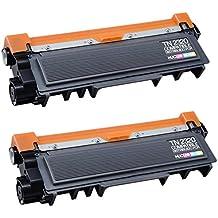 2x Tóner Compatible con Brother Tn2320 Alta Capacidad DCP-L2520DW , HL-L2300D , HL-L2340DW , HL-L2360DN , HL-L2365DW , MFC-L2700DW , MFC-L2720DW , MFC-L2740DW NucleoDigital envios desde España