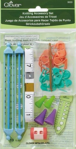 Preisvergleich Produktbild Clover MID(H7,4,10) Knit Mate Strickzubehör-Set