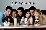 Television Posters: Friends - Milkshakes - 61x91.5cm