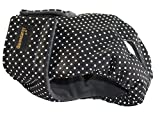 Glenndarcy Weibliche Hundewindel - Wasserdichtes Stoff - Dotty Black Medium Pants only