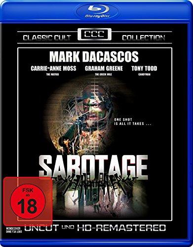 Sabotage - Classic Cult Edition [Blu-ray]