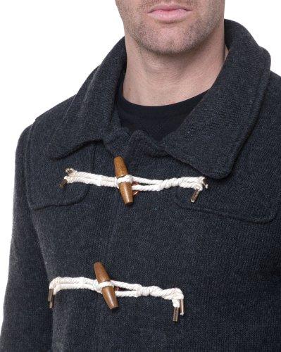BLZ jeans - Garment Typ Dufflecoat grau Grau