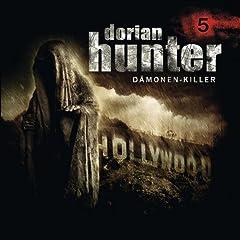 """Dorian Hunter Folge 5, """"Der Griff aus dem Nichts"""""""