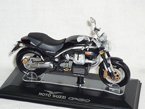 Preisvergleich Produktbild moto Guzzi Griso Schwarz 1/24 Starline Motorradmodell Motorrad Modell SondeRangebot