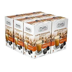 Must Espresso Italiano 96 Capsule Compatibili Dolce Gusto Latte Macchiato - 6 confezioni da 16 capsule