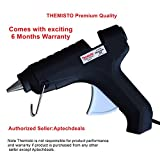Themisto - Built With Passion 40W Hot Melt Glue Gun With Anti Drip For Arts And Crafts, DIY Projects (40W)