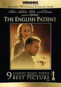 English Patient [DVD] [1996] [Region 1] [US Import] [NTSC]