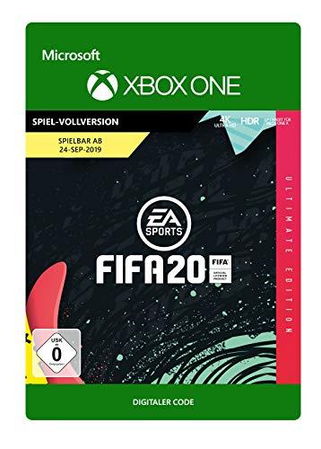 FIFA 20: Ultimate Edition (Pre-Purchase)   Xbox One - Download Code