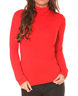 94cd5557f1e2 fashion boutik Top Tee Shirt sous Pull Basique Femme Tendance Sexy