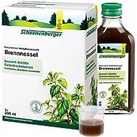 Schoenenberger Brennnesselsaft, 3 x 200 ml preisvergleich bei billige-tabletten.eu