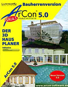 ArCon Special 5.0, Visuelle Architektur, Bauherrenversion
