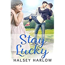 Stay Lucky: a Single Dads Gay Romance (English Edition)