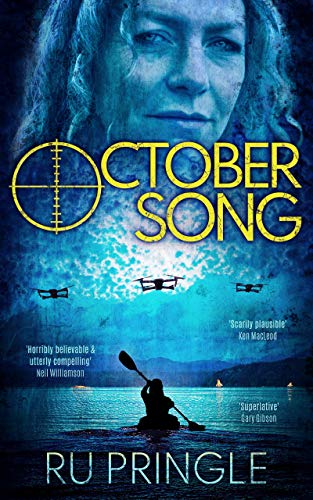 OCTOBER SONG: a piledriver of a thriller that doesn\'t let go (English Edition)