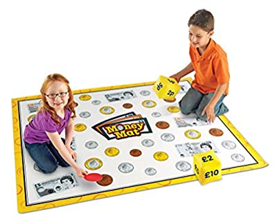 Learning Resources Money Activity Mat by Learning Resources