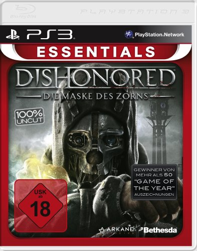 Dishonored [Software Pyramide] (Dishonored Playstation 3)