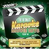 Zoom Karaoke CD+G - Ultimate Karaoke Movie Hits 2 - Mamma Mia, Grease, High School Musical 2