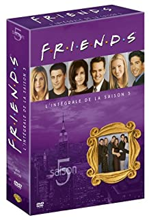 Friends - L'Intégrale Saison 5 - Édition 4 DVD (B000CFYC20) | Amazon Products