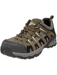 Nautilus - Zapatillas de Running de Piel para Hombre, Color Gris, Talla 43