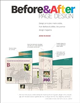 Before and After Page Design par [McWade, John]