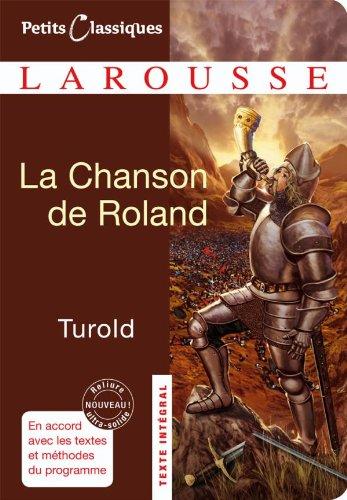 La Chanson de Roland par auteur inconnu