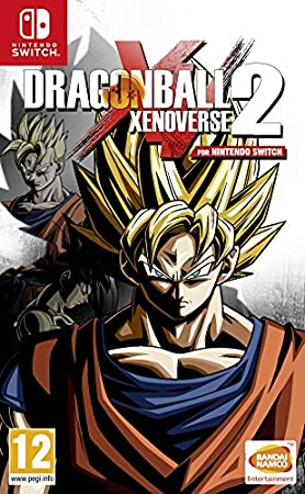 Dragon Ball Xenoverse 2 (Nintendo Switch)