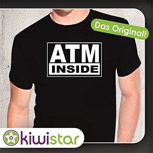 kiwistar-top-basic-maniche-corte-nero-nero