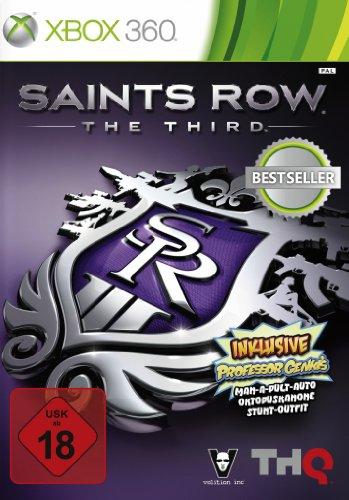 Saints Row - The Third [Software Pyramide] - [Xbox 360] (Saints Row-spiele Für Xbox 360)