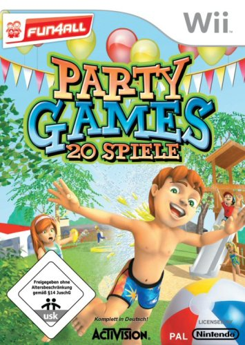 Party Games: 20  Spiele