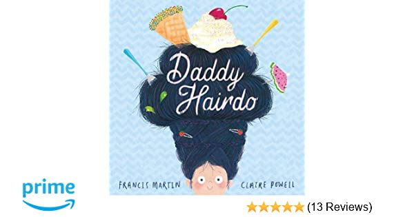 I Already Have More Hair Than my Daddy funny cute cartoon Baby Bib